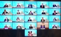 Primer ministro de Vietnam diserta en la 27 Reunión de Líderes del APEC