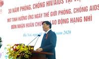 Vietnam, uno de los cuatro países con mejor tratamiento del VIH/SIDA en el mundo