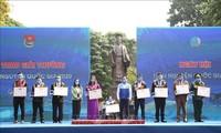 Celebran Jornada Nacional del Voluntariado de Vietnam