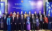Conferencia Internacional sobre Mujer, Paz y Seguridad urge colocar a las féminas en el centro