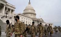 Miles de soldados serán desplegados en Washington el día de la investidura de Biden