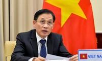 Vietnam insiste en la cooperación entre países en tema de fronteras y territorios