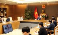 Piden realizar masivas pruebas de detección rápida de covid-19 en la provincia de Quang Ninh