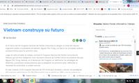 Radio Nacional Argentina resalta los resultados del XIII Congreso Nacional del Partido Comunista de Vietnam