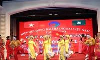 Vietnamitas en Macau festejan el Año Nuevo lunar
