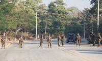 El ejército de Myanmar promete una pronta transferencia del poder