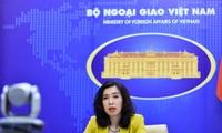 Vietnam reafirma su postura firme sobre los derechos soberanos y jurisdiccionales