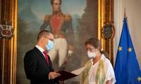 Venezuela declara persona non grata a la embajadora de la Unión Europea