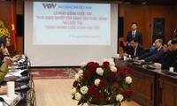 La Voz de Vietnam organiza actividades para promover la implementación de las orientaciones del Partido Comunista
