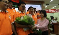 Promueven la participación masculina en las actividades por la igualdad de género en Vietnam