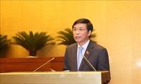 Presentan candidatos a diputados a tiempo completo en el Parlamento vietnamita