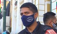 """Senado de Bolivia ve """"justa"""" la detención de la expresidenta de facto Áñez"""