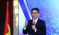Vicepremier Vu Duc Dam: Vinasa debe jugar un papel pionero en la transformación digital de Vietnam