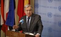 ONU pide la protección de su personal, las ONG y los reporteros