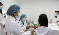 Informan sobre el término de la segunda fase de ensayos de Nano Covax