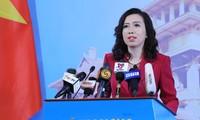 Vietnam pide a las empresas extranjeras respetar su soberanía y sus derechos jurisdiccionales