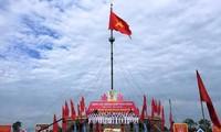 Quang Tri celebra la reunificación nacional en asociación con la promoción del turismo marítimo