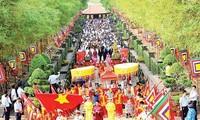 Los vietnamitas, orgullosos de sus raíces
