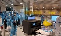 Registran un nuevo caso importado de covid-19 en Vietnam