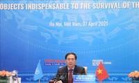 Vietnam preside debate abierto del Consejo de Seguridad sobre la protección de infraestructuras esenciales