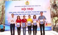Localidades vietnamitas se suman al Mes del Obrero 2021