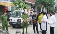 Localidades vietnamitas toman medidas estrictas para contener el nuevo brote del covid-19