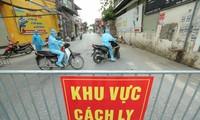 Vietnam registra un caso importado y 33 de infección local de covid-19 esta mañana