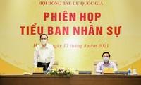 Consejo Electoral Nacional de Vietnam celebra reunión sobre trabajo del personal