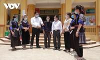 Los vietnamitas, listos para las votaciones y confiados en la renovación del Parlamento