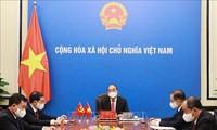 Dirigentes de Vietnam y China ratifican la voluntad de afianzar las relaciones binacionales