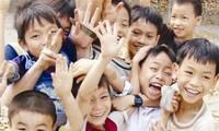 Atención y protección de los niños en Vietnam en el contexto pandémico