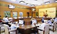 La 57 reunión del Comité Permanente del Parlamento vietnamita se celebrará a mediados de junio