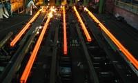 Exportación de acero de Vietnam experimenta un fuerte crecimiento