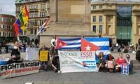 Más de 50 ciudades del mundo piden poner fin al bloqueo contra Cuba