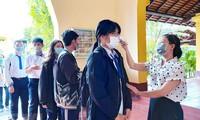 Vietnam despliega medidas para garantizar la seguridad de las pruebas finales de bachillerato