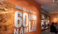 Hanói: inauguran exposición sobre el agente naranja