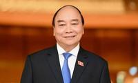 Acuerdan nombrar a Nguyen Xuan Phuc candidato a la presidencia de Vietnam para el mandato 2021-2026