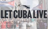 """""""Let Cuba Live!"""": Cientos de personalidades piden a Biden poner fin al embargo"""