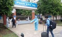 Reportan 3.352 casos más del covid-19 en Vietnam la noche del 4 de agosto