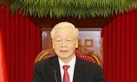 Político británico elogia artículo sobre el socialismo de Nguyen Phu Trong