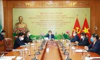 Vietnam y Chile buscan reforzar relaciones entre sus partidos comunistas