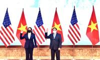 Premier vietnamita ratifica el interés de afianzar la asociación integral con Estados Unidos