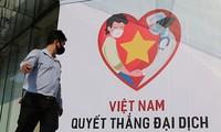Varios países prometen apoyar a Vietnam en la lucha anti epidémica