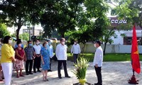 Rinden homenaje al presidente Ho Chi Minh en La Habana, Cuba