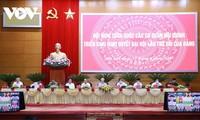 Tomar al pueblo como la raíz: una pauta clave de los órganos de asuntos interiores de Vietnam