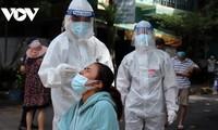 Se reduce el número de nuevos casos de covid-19 en un día en Vietnam