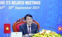 Vietnam asiste a la Conferencia ministerial de la ASEAN sobre la lucha contra la delincuencia transnacional