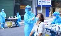 Hanói no registró nuevos casos del covid-19 esta mañana