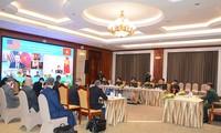 Dialogue en ligne sur la politique de défense entre le Vietnam et les États-Unis