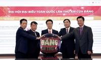 Un site web spécial dédié au 13e Congrès du Parti communiste vietnamien